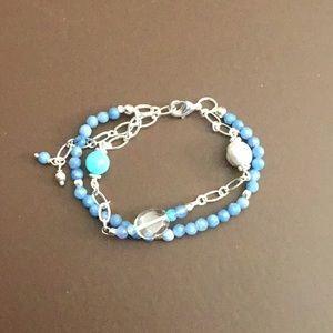 Nakamol beaded bracelet